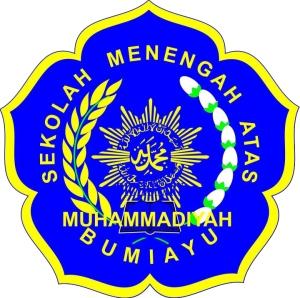 logo SMA Muhammadiyah Bumiayu